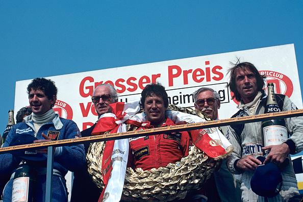 Award「Mario Andretti, Jody Scheckter, Jacques Laffite, Grand Prix Of Germany」:写真・画像(10)[壁紙.com]