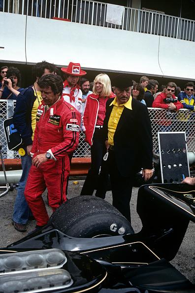 フランス「Mario Andretti, Colin Chapman, Grand Prix Of France」:写真・画像(15)[壁紙.com]