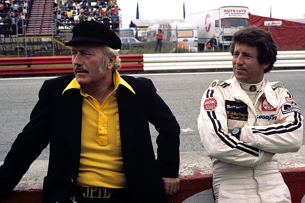 Motorsport「Mario Andretti, Colin Chapman, Grand Prix Of Germany」:写真・画像(12)[壁紙.com]
