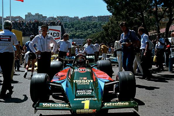 モータースポーツ「Mario Andretti, Colin Chapman, Grand Prix Of Monaco」:写真・画像(16)[壁紙.com]