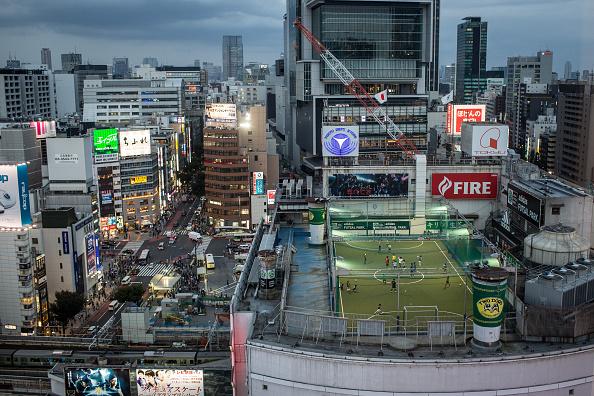 東京「Daily Life In Shibuya」:写真・画像(5)[壁紙.com]