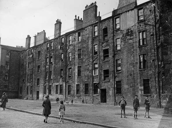 Apartment「Glasgow Tenements」:写真・画像(5)[壁紙.com]
