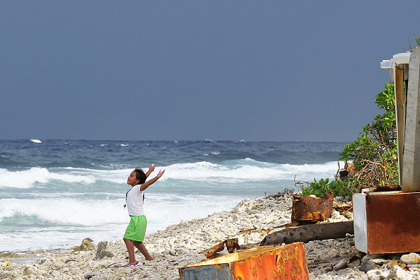 Horizon「Life In Tuvalu - Pacific Island Striving To Mitigate Climate Change Effects」:写真・画像(0)[壁紙.com]