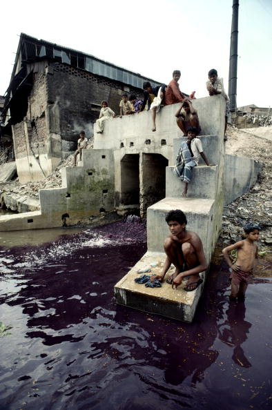 Dye「River Ganges」:写真・画像(2)[壁紙.com]