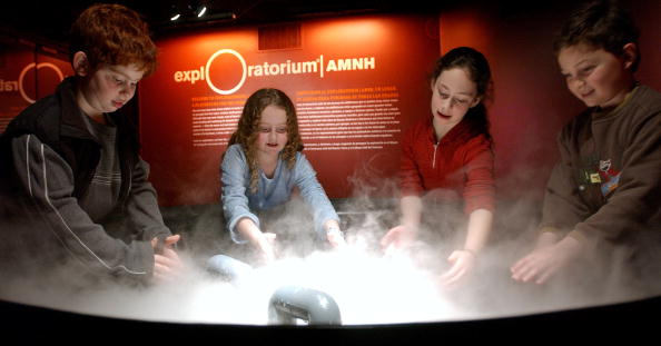 Activity「Exploratorium Interactive Exhibites At Museum Of Natural History In New York CIty」:写真・画像(3)[壁紙.com]