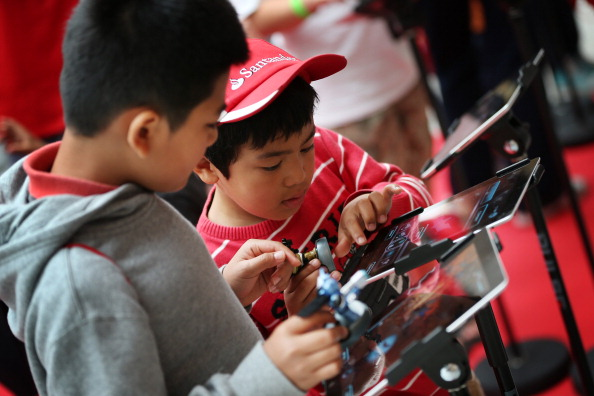 Digital Tablet「Mattel Launch Their New Apptivity Toys That Interact With iPads」:写真・画像(5)[壁紙.com]