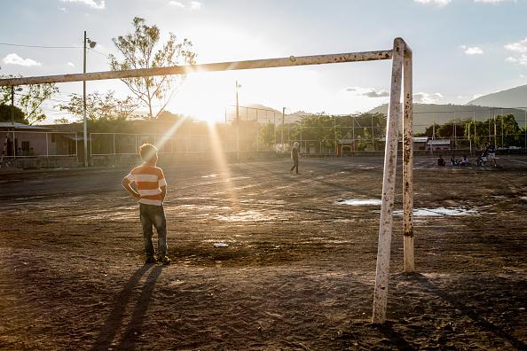 City Life「Soccer Kickabout In Nicaragua」:写真・画像(3)[壁紙.com]