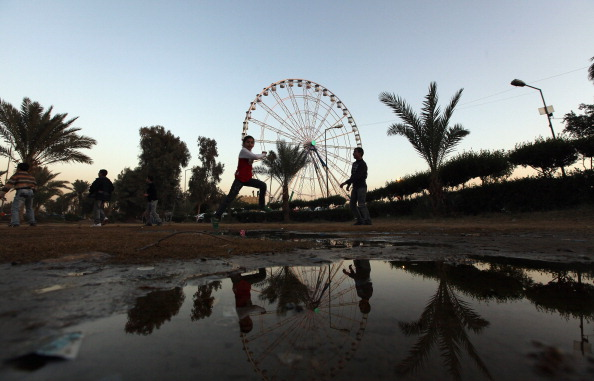 Ferris Wheel「Iraq Transitions As U.S. Forces Withdraw After 8-Year Presence」:写真・画像(9)[壁紙.com]