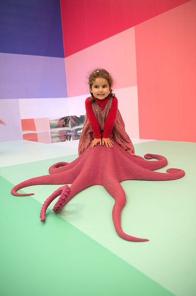 Octopus「Carsten Holler Turns Frieze Booth Into Children's Playground」:写真・画像(5)[壁紙.com]