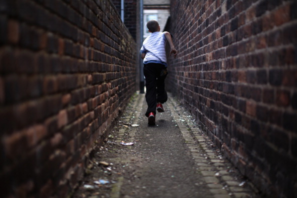 Childhood「Children Play In The Streets As The School Summer Holidays Begin」:写真・画像(11)[壁紙.com]