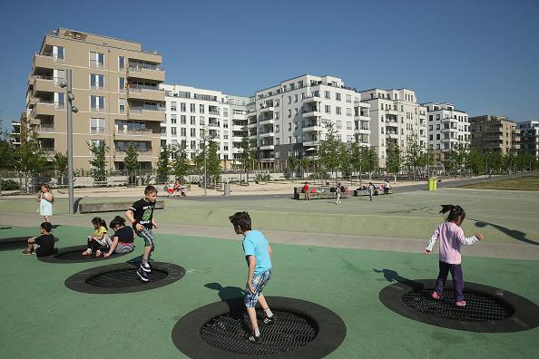 Real Estate「Berlin Construction Boom Continues」:写真・画像(12)[壁紙.com]