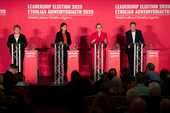 Labor Party「Labour Leadership Hustings Held In Cardiff」:写真・画像(7)[壁紙.com]