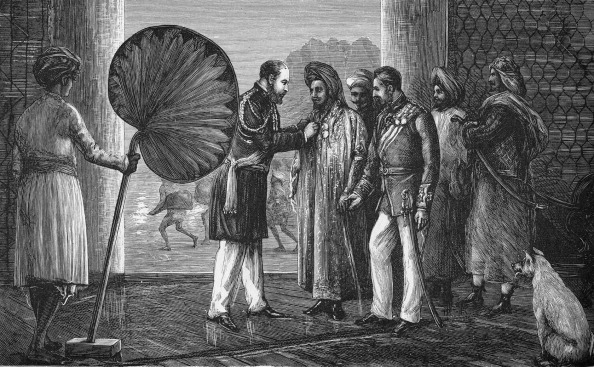 British Empire「Prince of Wales decorating the Sultan of Lahej」:写真・画像(18)[壁紙.com]