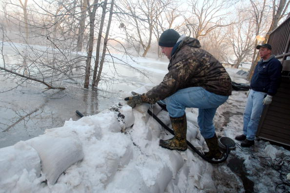 Brent Barry「North Dakota's Red River Valley Prepares For Flooding」:写真・画像(11)[壁紙.com]