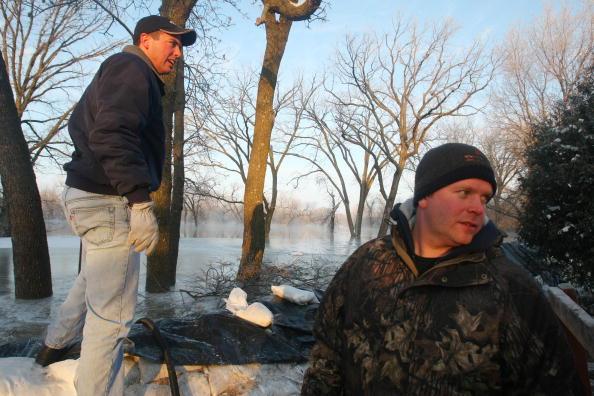 Brent Barry「North Dakota's Red River Valley Prepares For Flooding」:写真・画像(12)[壁紙.com]