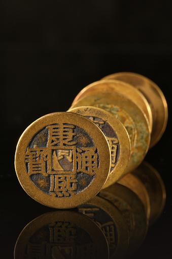 Economic fortune「Ancient copper,」:スマホ壁紙(8)