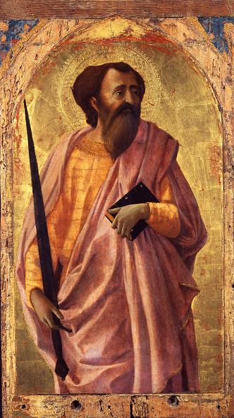 Religious Saint「Saint Paul. From The Altarpiece For The Santa Maria Del Carmine In Pisa」:写真・画像(18)[壁紙.com]