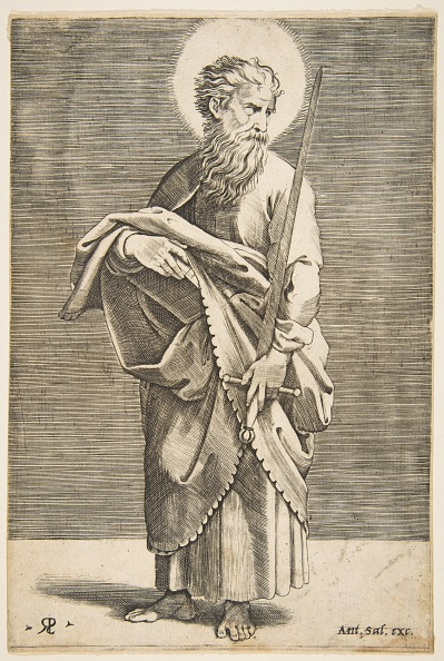 Halo「Saint Paul Looking To The Right And Holding A Sword And A Book」:写真・画像(19)[壁紙.com]