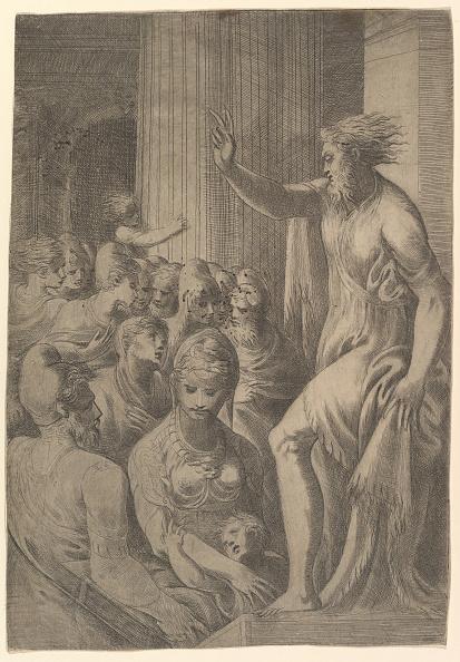 Preacher「Saint Paul Preaching In Athens」:写真・画像(1)[壁紙.com]