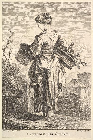 Basket「The Seller Of Celery」:写真・画像(8)[壁紙.com]