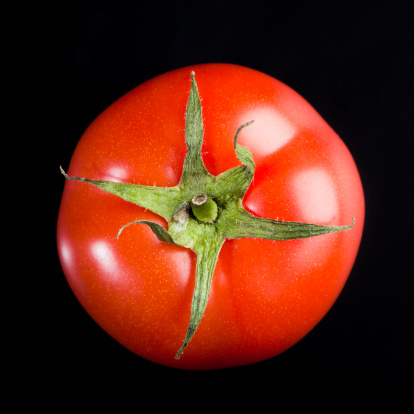 Tomato「Fresh tomato, isolated」:スマホ壁紙(0)
