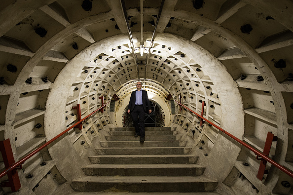 Finance and Economy「Clapham South's Wartime Tunnels Renovation」:写真・画像(14)[壁紙.com]