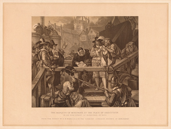 17th Century「The Marquis of Montrose at the Place of Execution, 1650 (1878)」:写真・画像(18)[壁紙.com]