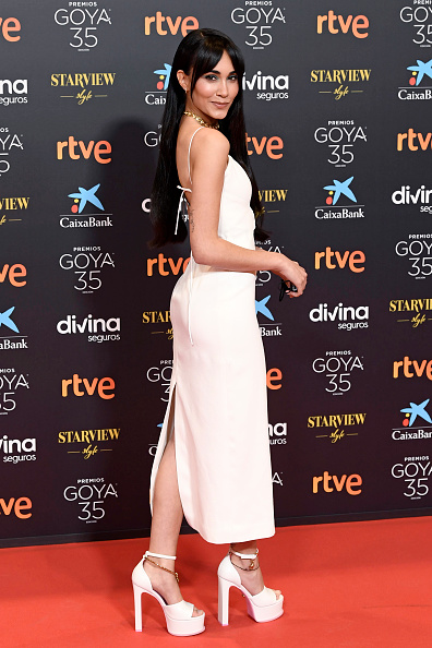 Goya Awards「Goya Cinema Awards 2021 - Red Carpet」:写真・画像(4)[壁紙.com]