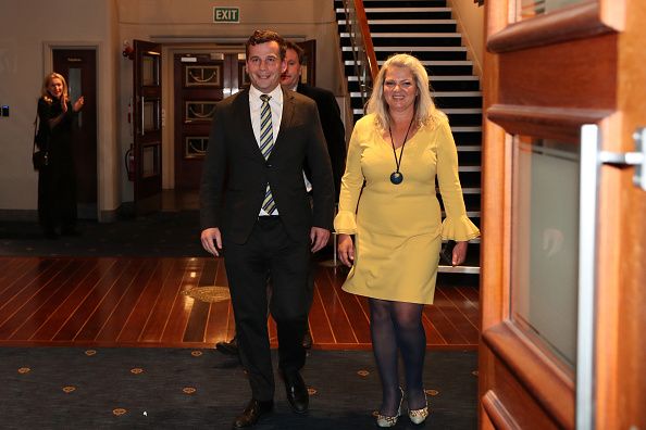 Arrival「New Zealanders Head To The Polls To Vote In 2017 General Election」:写真・画像(7)[壁紙.com]