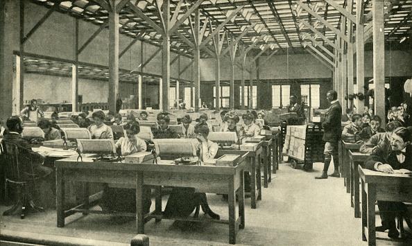 History「Lady Clerks Tabulating The American Census Returns」:写真・画像(7)[壁紙.com]