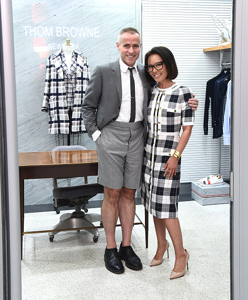 USA「Surface Magazine Presents Design Dialogues No. 37 Featuring Thom Browne And Alina Cho」:写真・画像(10)[壁紙.com]