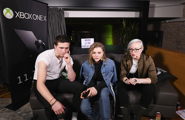 Event「Liam Payne, Chloe Grace Moretz, Brooklyn Beckham and Caleb McLaughlin Host Xbox One x VIP Event & Xbox Live Session in New York City」:写真・画像(8)[壁紙.com]