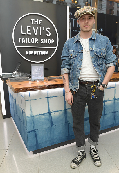 Men「Levi's Tailor Shop Launch Event At Nordstrom Men's Store NYC Hosted By Brooklyn Beckham」:写真・画像(19)[壁紙.com]