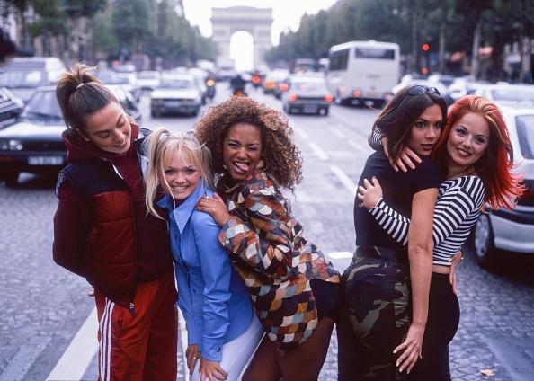 Spice Girls「Spice Girls」:写真・画像(9)[壁紙.com]
