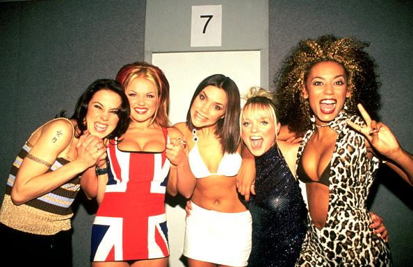 Ginger - Spice「Spice Girls」:写真・画像(6)[壁紙.com]
