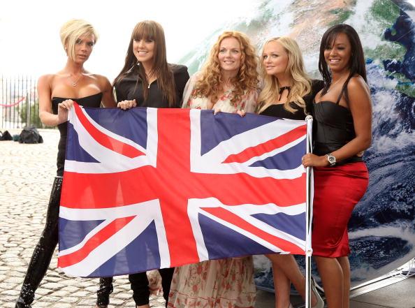 Spice Girls「Spice Girls Photocall - Greenwich」:写真・画像(19)[壁紙.com]