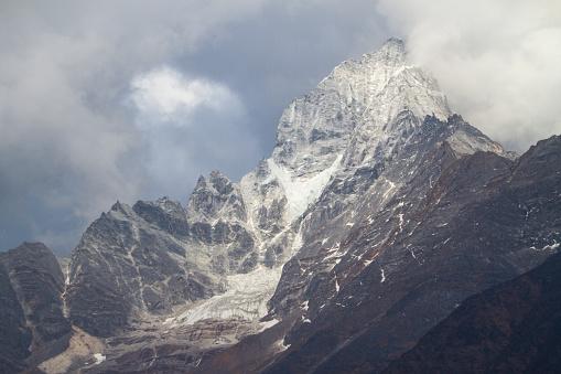 Khumbu「Mount Kantega of the Himalayas」:スマホ壁紙(8)