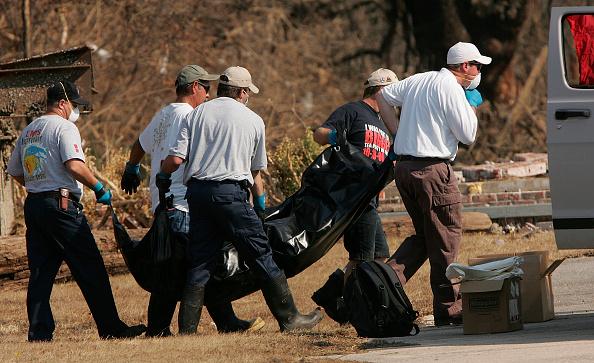 Recovery「Gulf Coast Still Reeling From Aftermath Of Hurricane Katrina」:写真・画像(10)[壁紙.com]