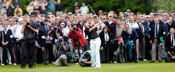 Best shot「Golf Voilvo PGA championship at Wentworth GC in England 2004」:写真・画像(10)[壁紙.com]