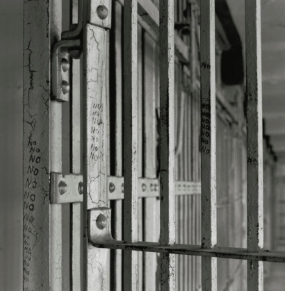 Infamous「Prison Cellblock 34, A-block」:スマホ壁紙(3)