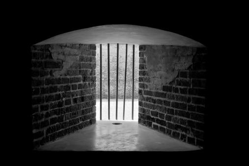 Black Border「Prison cell window」:スマホ壁紙(18)