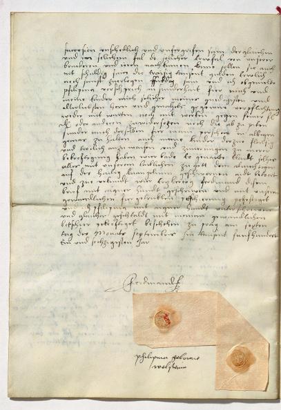 Continuity「Hand Writing Archduke Ferdinand Of Austria Tirol」:写真・画像(16)[壁紙.com]