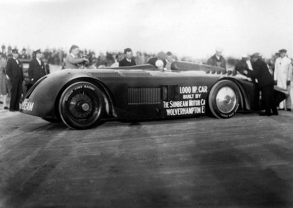 Effort「Sunbeam 1000hp World Land speed record attempt at Daytona 1927」:写真・画像(7)[壁紙.com]
