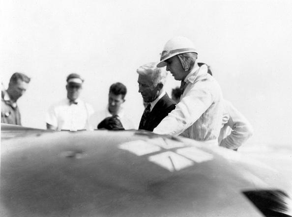 Effort「Sunbeam 1000hp World Land speed record attempt at Daytona 1927」:写真・画像(1)[壁紙.com]