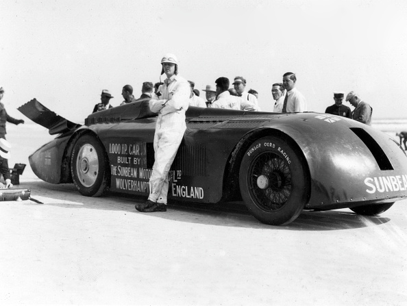 Sunbeam「Sunbeam 1000hp World Land speed record attempt at Daytona 1927」:写真・画像(13)[壁紙.com]