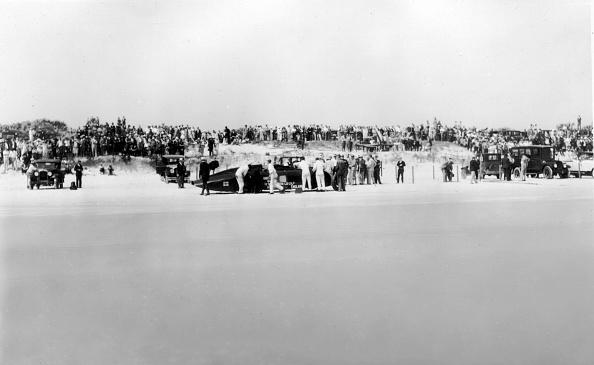 Effort「Sunbeam 1000hp World Land speed record attempt at Daytona 1927」:写真・画像(6)[壁紙.com]