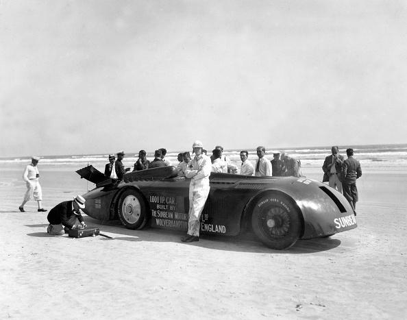Effort「Sunbeam 1000hp World Land speed record attempt at Daytona 1927」:写真・画像(19)[壁紙.com]