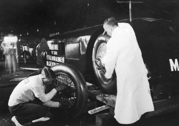 Effort「Sunbeam 1000hp World Land speed record attempt at Daytona 1927」:写真・画像(17)[壁紙.com]