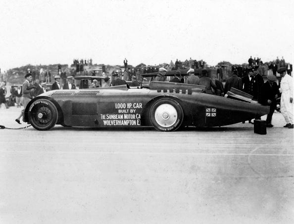 Effort「Sunbeam 1000hp World Land speed record attempt at Daytona 1927」:写真・画像(18)[壁紙.com]