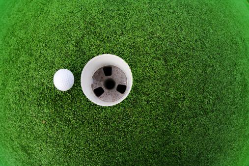 Putting - Golf「Hole In One」:スマホ壁紙(7)